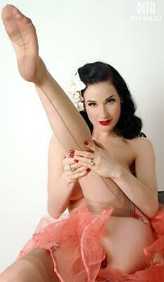 Dita Von Teese Glossy A4 Photo ~43