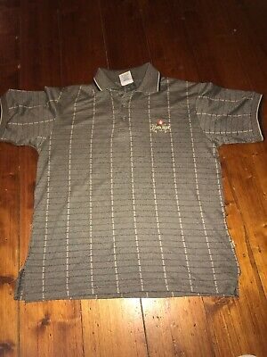 Crown Lager Polo Top Size L