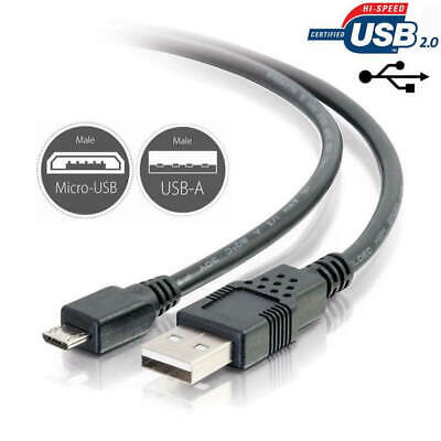 Micro USB Power Charger Charging Cable Cord Lead Wire For Google Chromecast