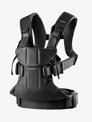 Babybjorn carrier one - Excellent condition - Black