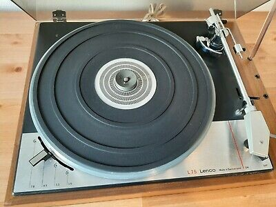 Lenco L75,  vintage turntable