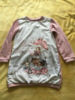Very Good Condition Girls Mayoral Dress Age 9