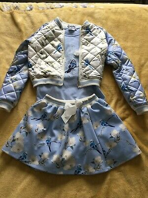 Excellent Condition Girls Ariana Dee 3 Piece Set Age 12