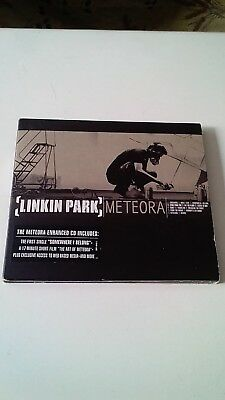Linkin Park - Meteora cd (Enhanced cd)