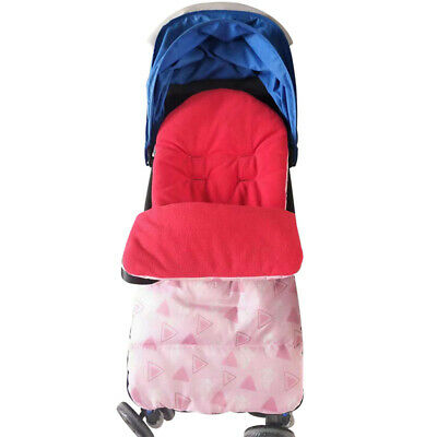 Baby Strollers Foot Muff Buggy Pushchair Snuggle Cover Stroller Sleeping Bag