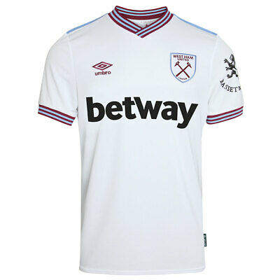 WEST HAM UNITED AWAY PREMIER LEAGUE 2019-20 Jersey