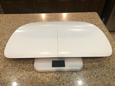 Withings Wireless Smart Kid Scale Baby to Toddler White Max Weight 55 Pounds
