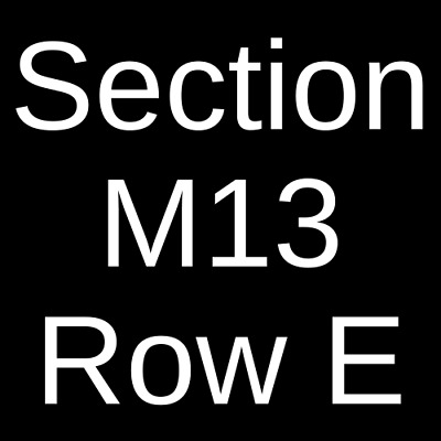 2 Tickets Sturgill Simpson & Tyler Childers 2/29/20 Detroit, MI
