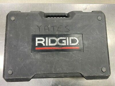Ridgid RE 6 44343 Dieless Crimper Punch Head