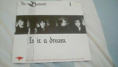 "7"" Vinyl - Punk - The Damned - Is it a Dream - 1985"