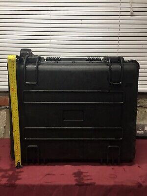 Peli Style Tough Rugged Hard Miltary Storm Proof Case Large H 41 W 50 D 22 CM