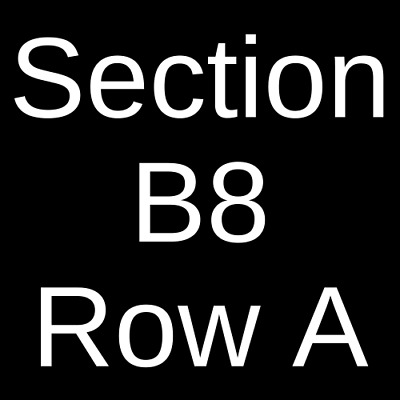 2 Tickets Sturgill Simpson & Tyler Childers 3/1/20 Detroit, MI