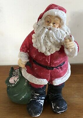 Latex Mould For Making This Lovely Santa With Presents