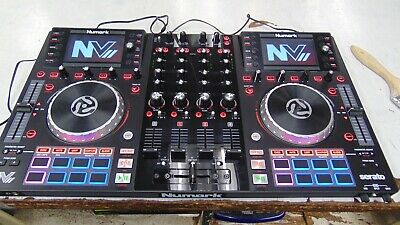 Numark NVII DJ Controller (LN72897) Used in Very Good Condition