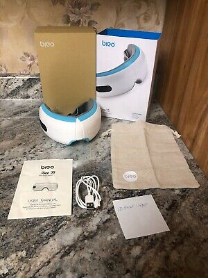 Breo iSee 3S Electric Eye Temple Massager