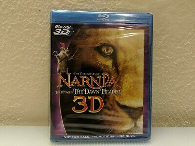 The Chronicles of Narnia: The Voyage of the Dawn Treader (Blu-ray Disc, 3D)