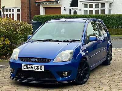 2005 55 Ford Fiesta St 150 Facelift 2.0 Full Heated Leather Good Spec Fsh Px