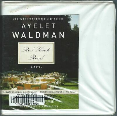Red Hook Road by Ayelet Waldman 12 CDs Audio Book