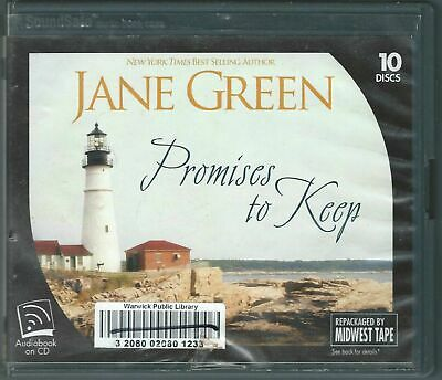 Promises to Keep by Jane Green 10 CDs Audio Book