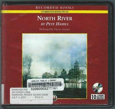 North River by Pete Hamill 10 CDs Audio Book