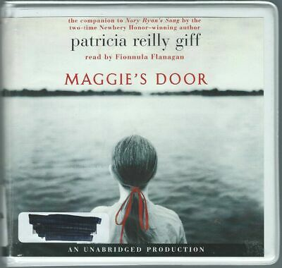 Maggies Door by Patricia Reilly Giff 3 CDs Audio Book
