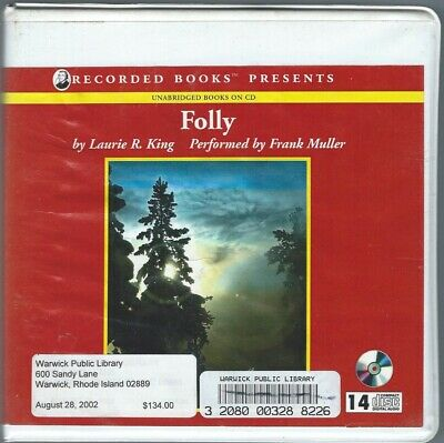 Folly by Laurie R King 14 CDs Audio Book