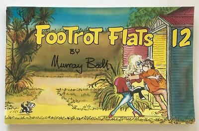 FOOTROT FLATS 12 by MURRAY BALL ~ Softcover 1988 ~ VGC