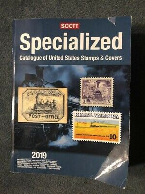 Scott 2019 Specialized Catalogue of United States Stamps & Covers Used