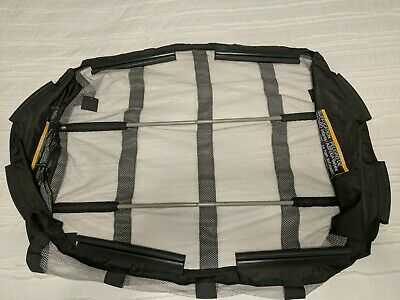 Graco Pack N Play Replacement Clip On Mesh Bassinet Insert Raises the Mattress.