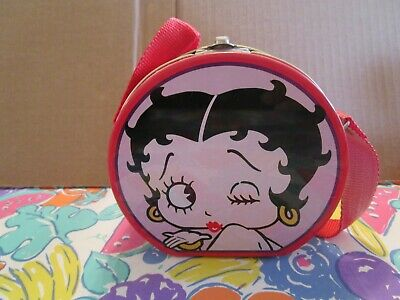 Betty Boop Lunch Box With Strap, Excellant Condition, Original Owner