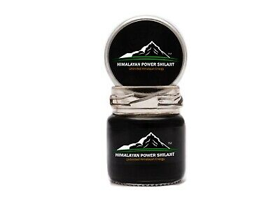 Pure Himalayan Shilajit Australian Lab Tested Fresh Organic Results Guaranteed