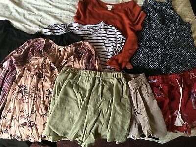 Bundle of Women's Clothing Size 12,M,S Tigerlilly, Sportsgirl, seed and more