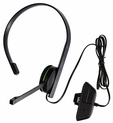 Microsoft Wired Mono Headset Model 1564 For Xbox One Game With Microphone NEW