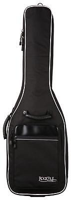 Black 1/2 Size Padded Protective Classical Acoustic Guitar Back Bag Carry Case