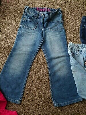Girls Next Bootcut Trousers, 6 Yrs, VG Condition