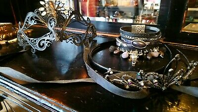 Gothic Victorianesque Dress Accessories Job Lot
