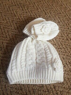 Mini Club Hat And Mittens 6-12 Months
