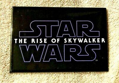 Disney Store Cast Member Promotional Star Wars The Rise Of Skywalker Pin - New