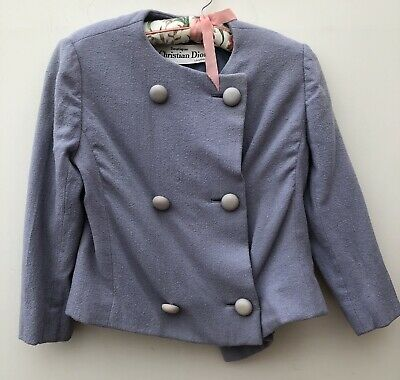 Vintage 1960's Boutique Christian Dior Jacket