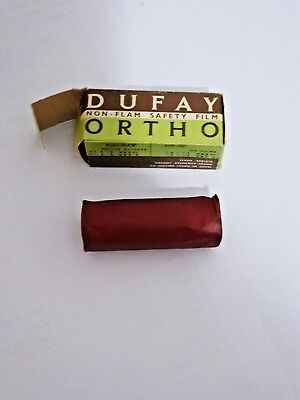 Dufay Ortho non-flam  safety film