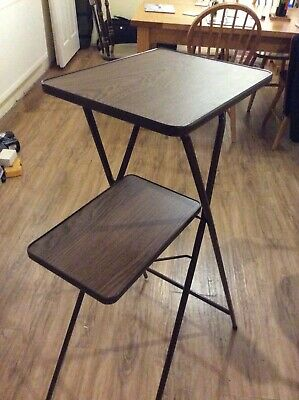 projector stand table slide cine video lovely condition