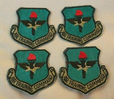 US AIR FORCE AIR EDUCATION /&TRAINING COMMAND PATCH Subdued USAF Vintage ORIGINAL
