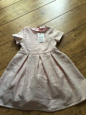 BNWT Toddler Girls Dress Mini Club 1-1.5 Years