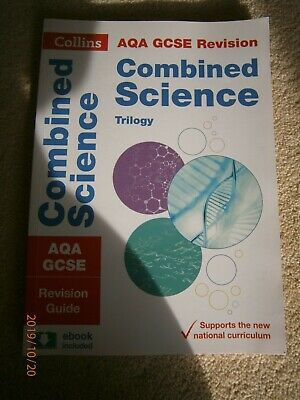 GCSE AQA Higher Combined Science Trilogy Revision Guide (Collins)