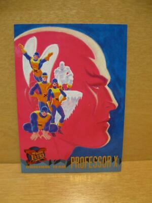 1995 Fleer Ultra Marvel Comics X-Men Card #93 - Original Team - Professor X