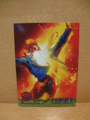 1995 Fleer Ultra Marvel X-Men Card #71 Generation X - Chamber