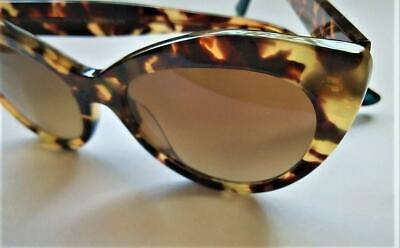 Bailey Nelson Isabelle Designer Yellow Tort Hand Crafted Sunglasses