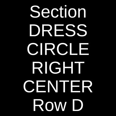 2 Tickets Dolly Parton's Smoky Mountain Christmas Carol 12/4/19 Boston, MA