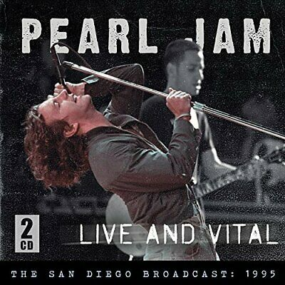 Pearl Jam - Live And Vital (2 Cd)