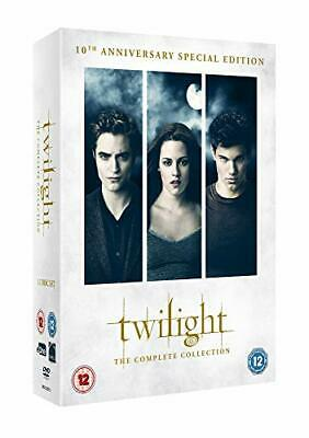 The Twilight Saga - The Complete Collection: 10th Anniversary Special[Region 2]